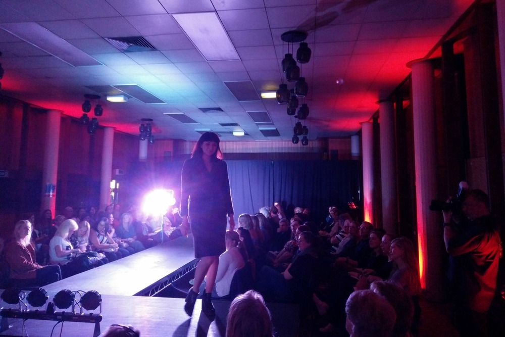Byres Road Fashion Show 6th May