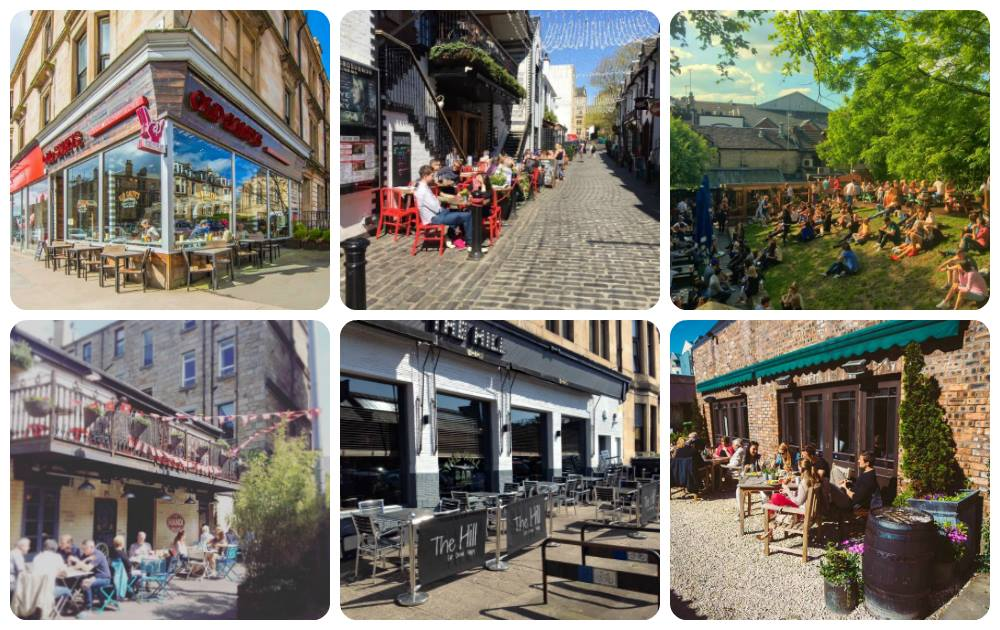 Where's your favourite West End spot? Photos by Old Salty's, Lane Vinyl Bar, Brel, The Hanoi Bike Shop, The Hill and The Bothy