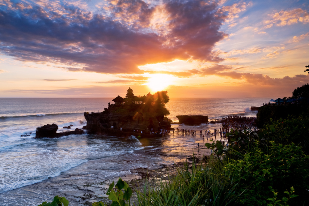 13. Tanah Lot Temple Visit