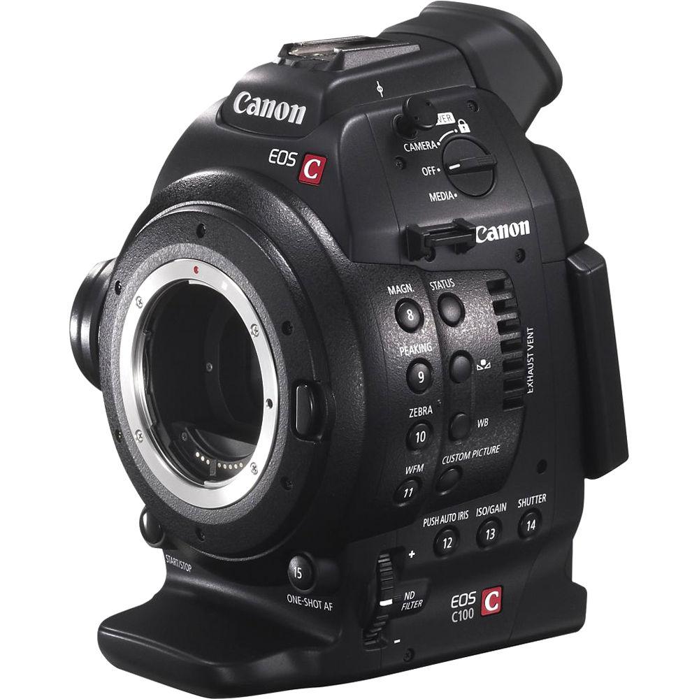 Canon C100 | £80 per day