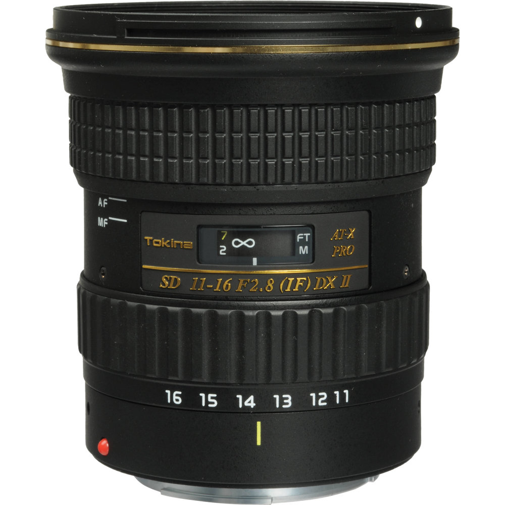 Tokina 11-16mm | £15 per day