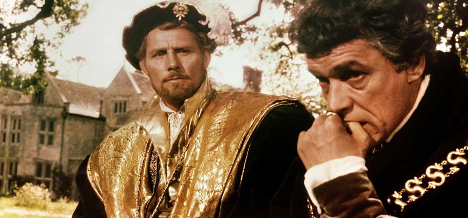 Paul Scofield as Sir Thomas More