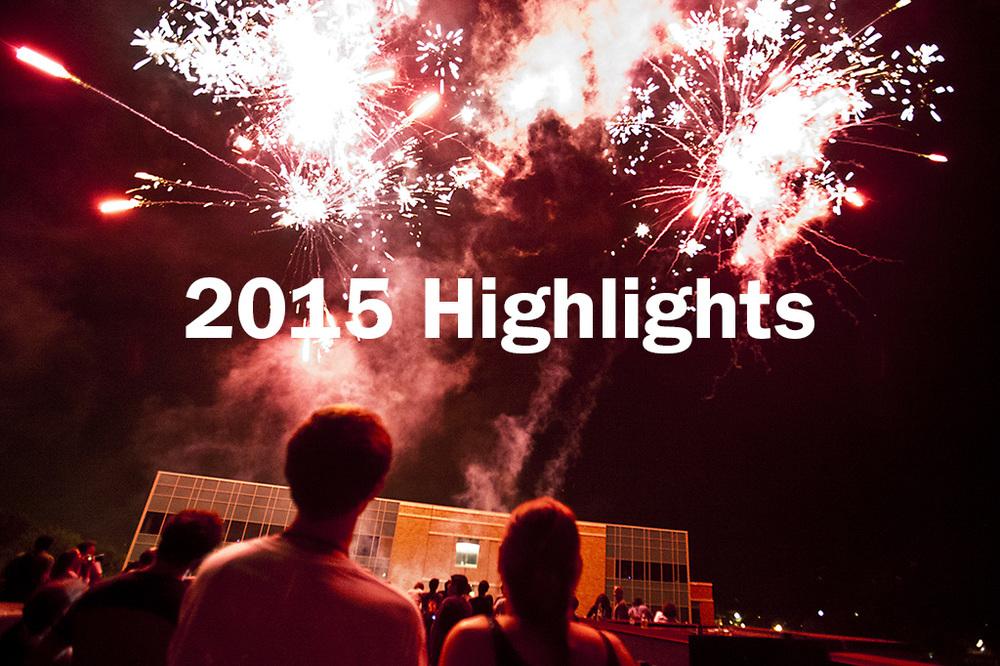 2015 Festival Blog