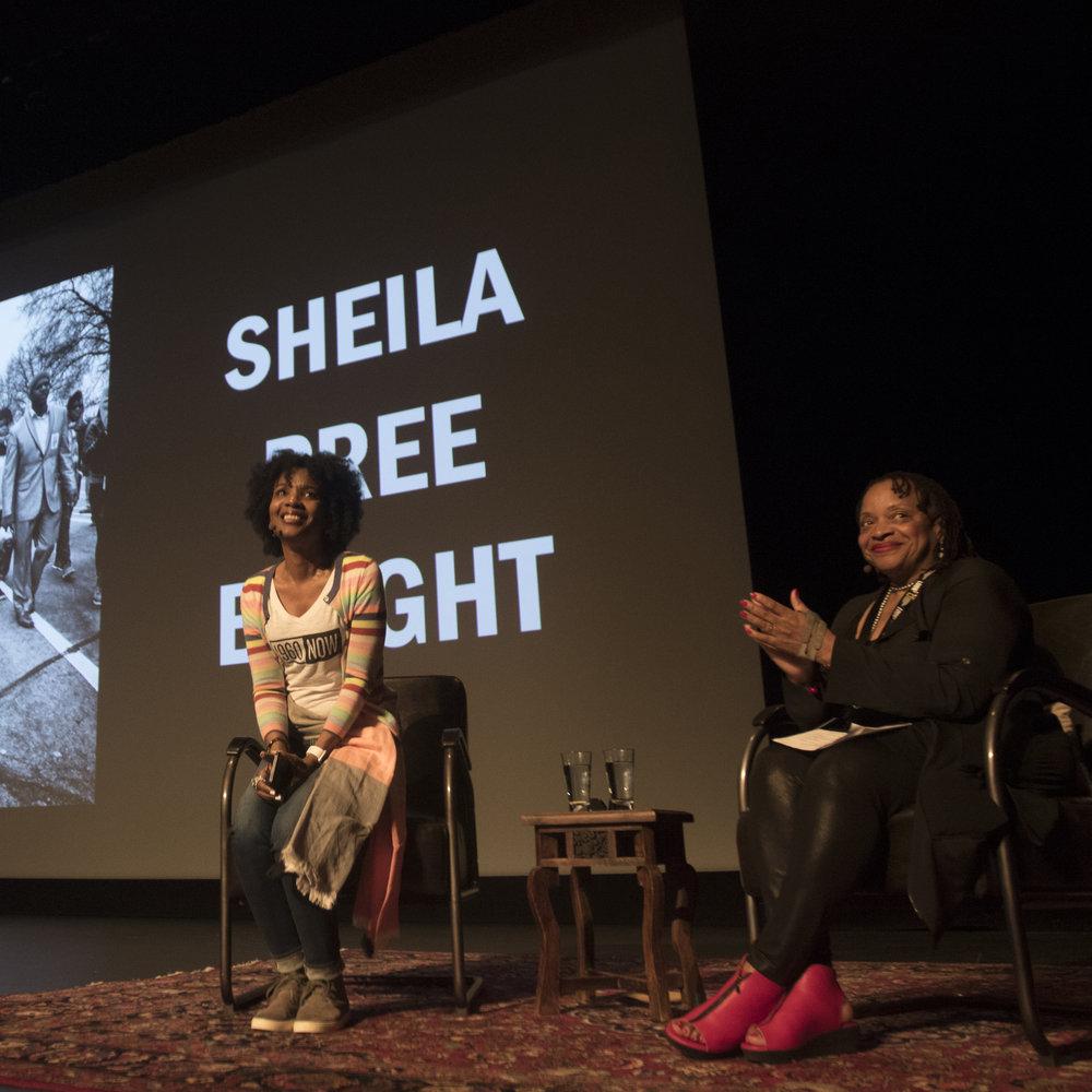 SHEILA PREE BRIGHT