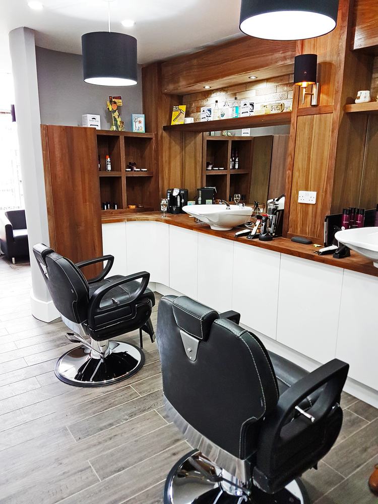 BARBERS SHOP, AINSDALE