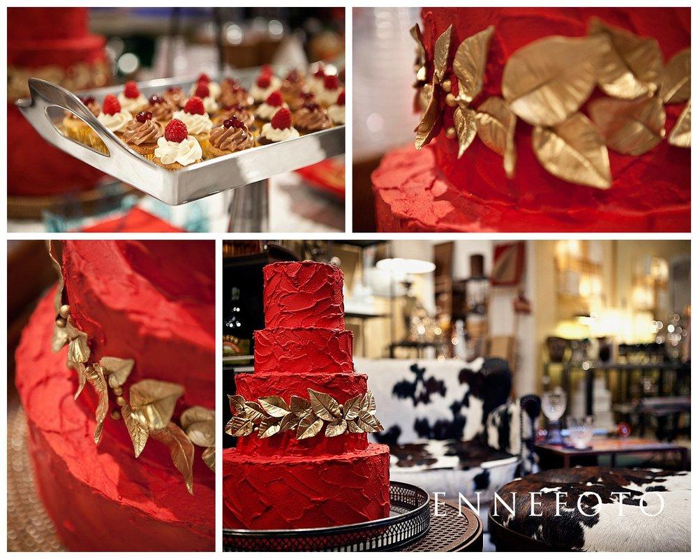 Red Cakes di Nana&Nana Cakes
