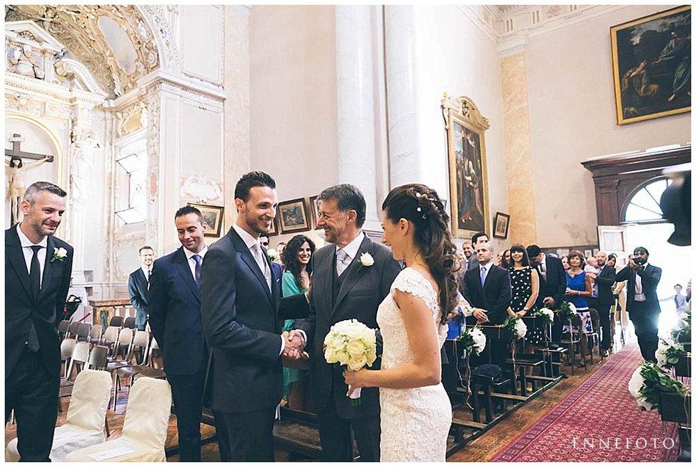 Sposo e Padre Sposa