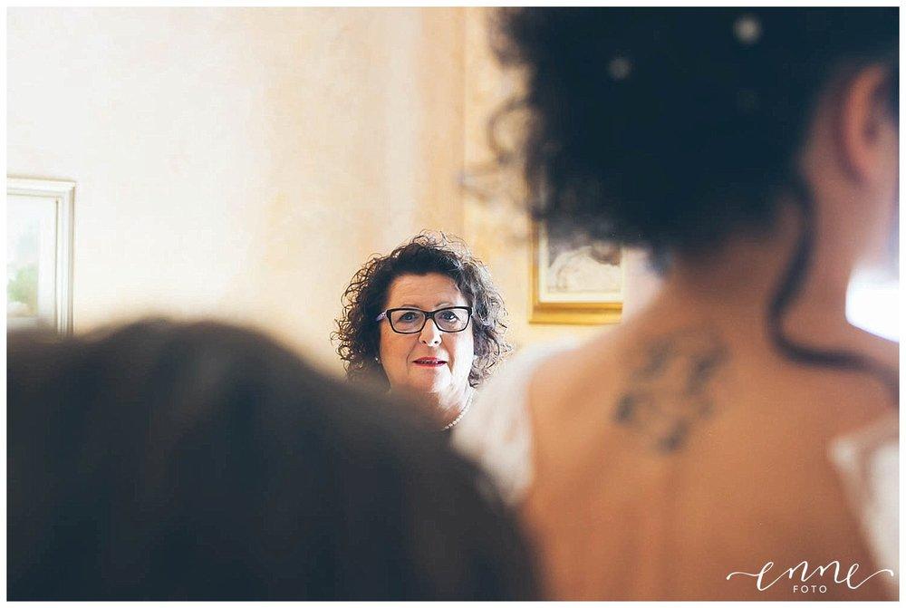 madre della sposa