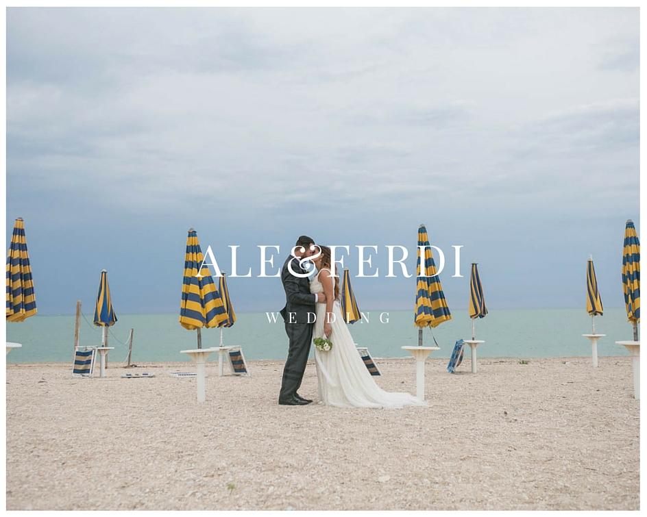 Alessandra e Ferdinando Wedding