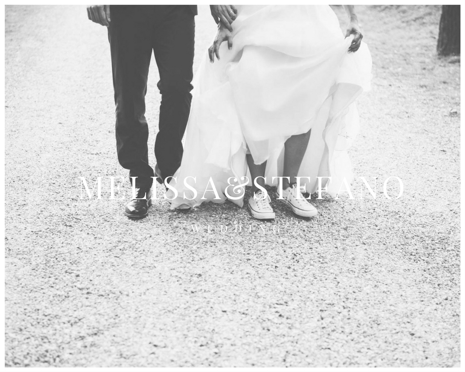 Melissa and Stefano Wedding