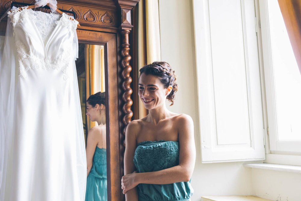 Sorriso sposa