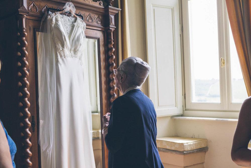 Nonna sposa