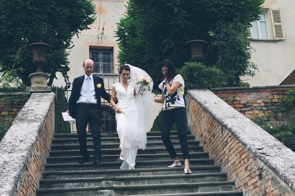 Uscita sposa