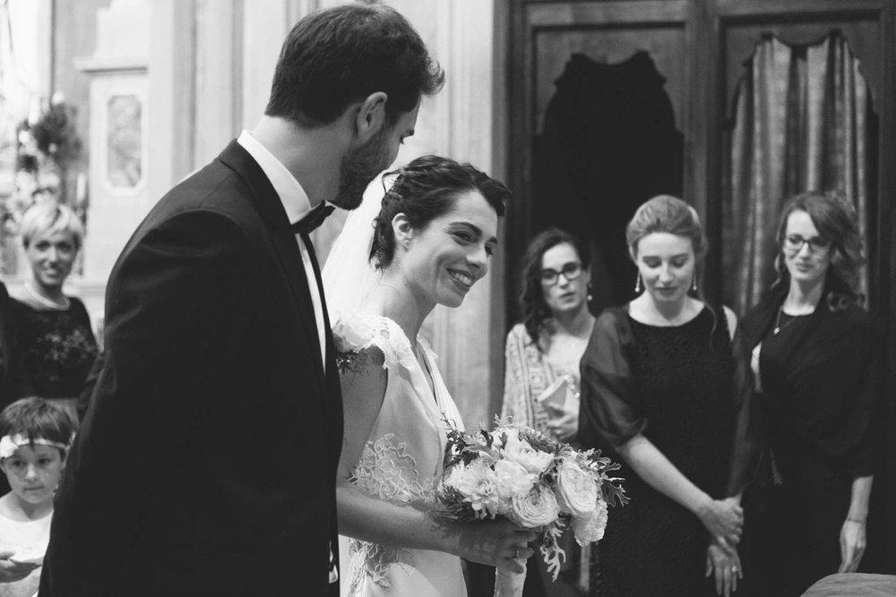 Sposa sorriso