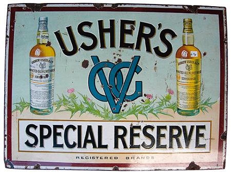 Första blended whiskyn 1860