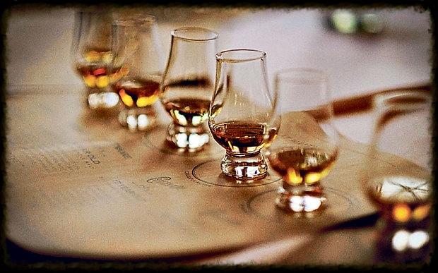 whiskykällare
