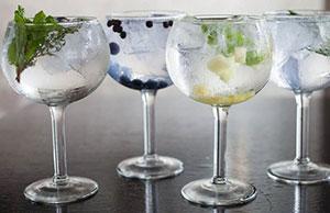 Prova olika ginsorter och gör den perfekta:  Martinin, Martinezen, Negronin, Gin&Tonic Alla ginsorter blir inte lika bra i blandningar med andra ingredienser! Lär vilka blandningar som fungerar bäst! Ginprovningar i Stockholm