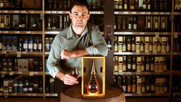 Finwhisky förvaras mörkt, svalt och torrt men inte för torrt!