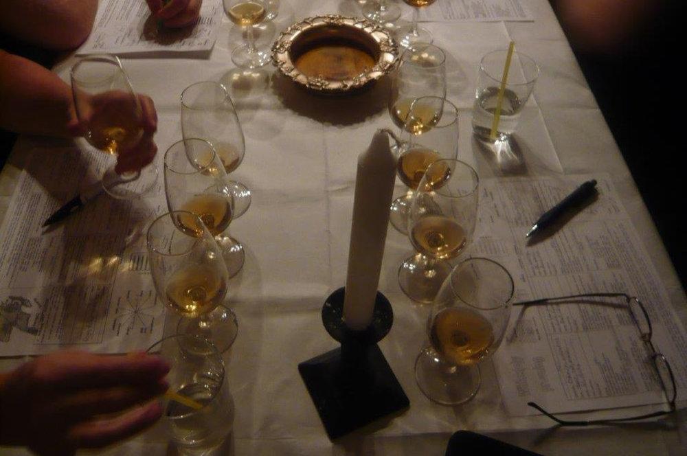 Exklusiva Single malt Whiskyprovningar i Stockholm ..Bästa whisky, Rökig, sherry, portvin, fat
