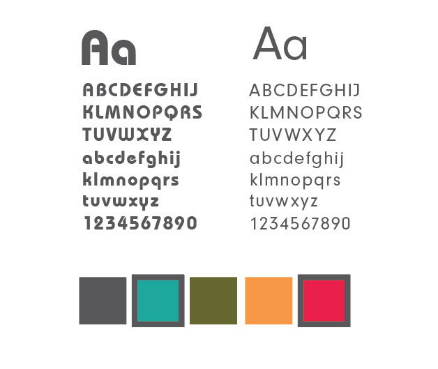 Typo and Colors