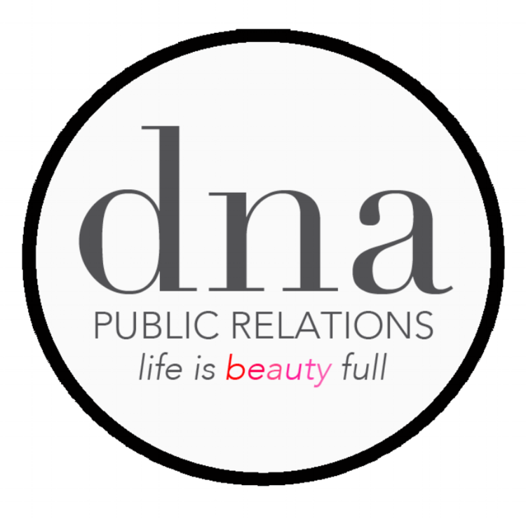 dna public relations - a boutique beauty & lifestyle firm