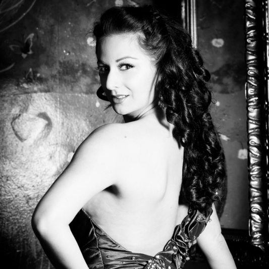 Tempest Rose House of Burlesque London