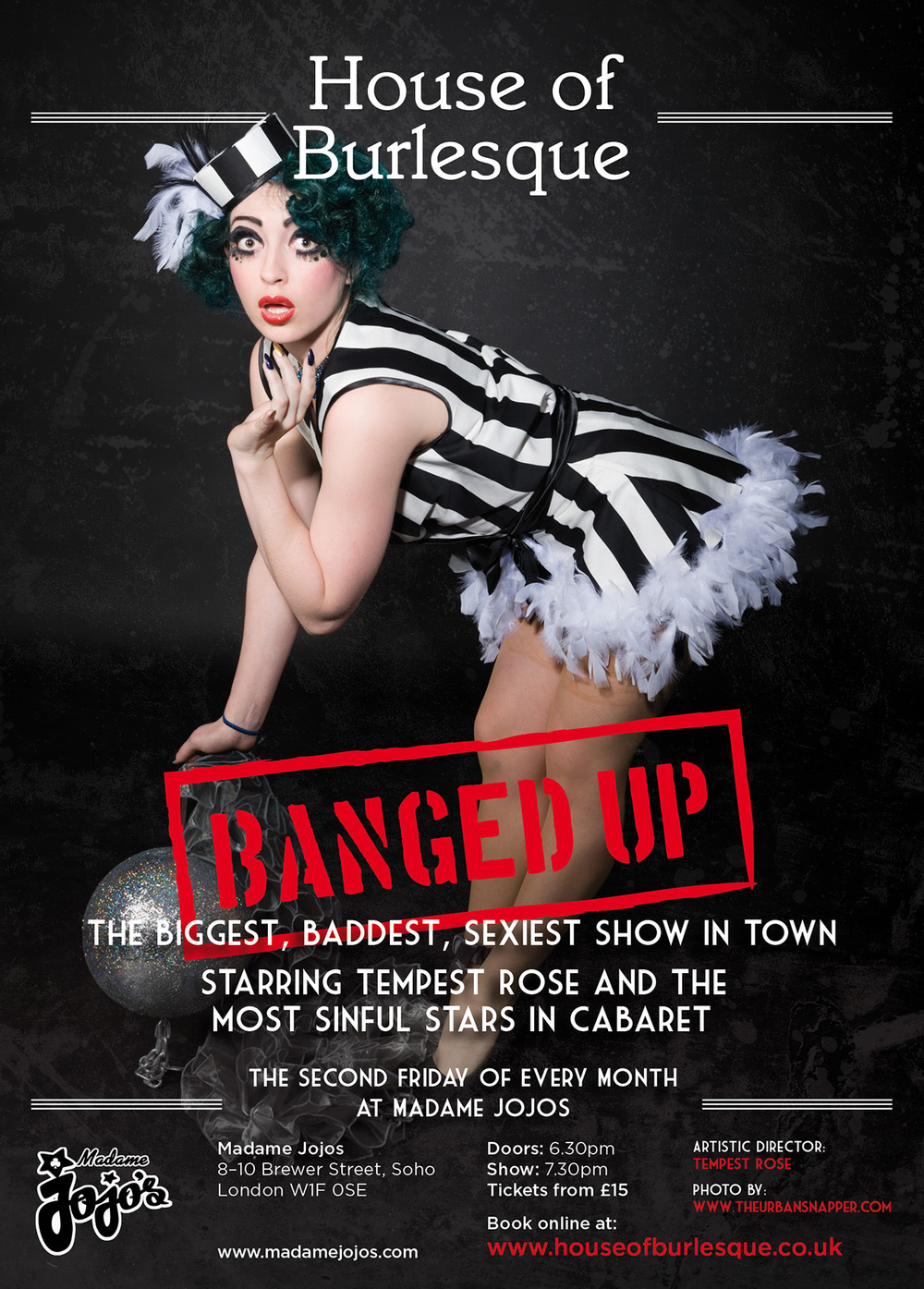 House of Burlesque Banged Up