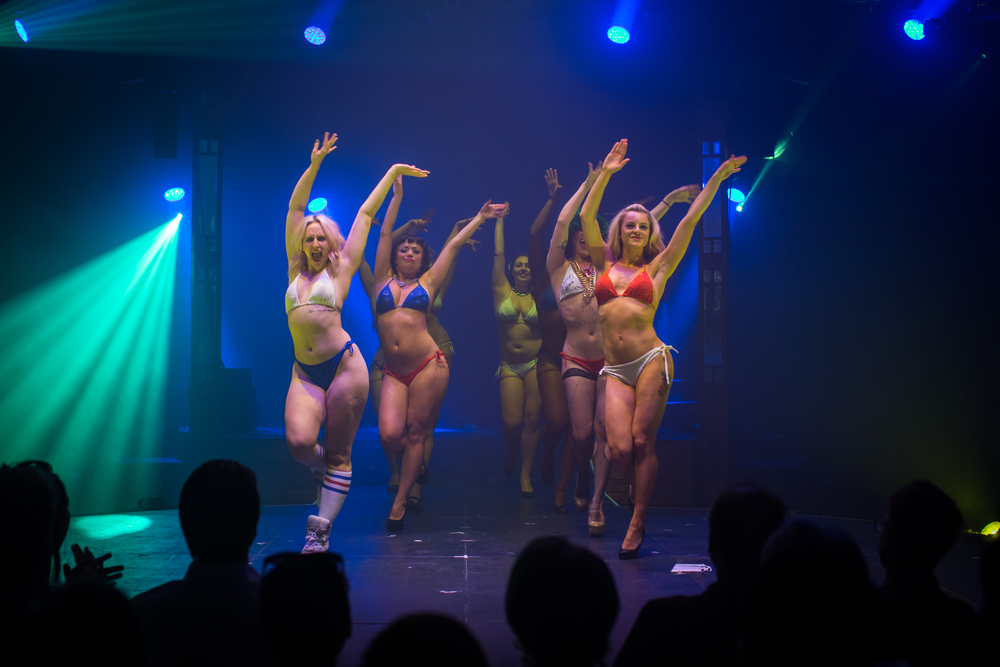 House of Burlesque Straight Up by YouShouldBeShot.co.uk
