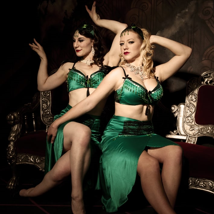 House of Burlesque Belles Zoe Hunn