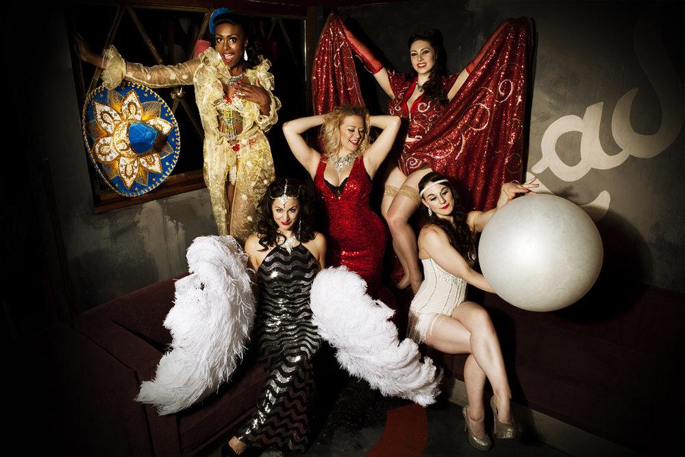House of Burlesque by Zoe Hunn