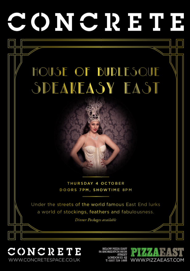 House of Burlesque Speakeasy East