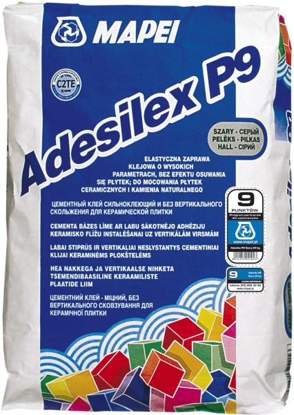 Jaki Wybrać Klej Do Płytek Polecamy Mapei Adesilex P9