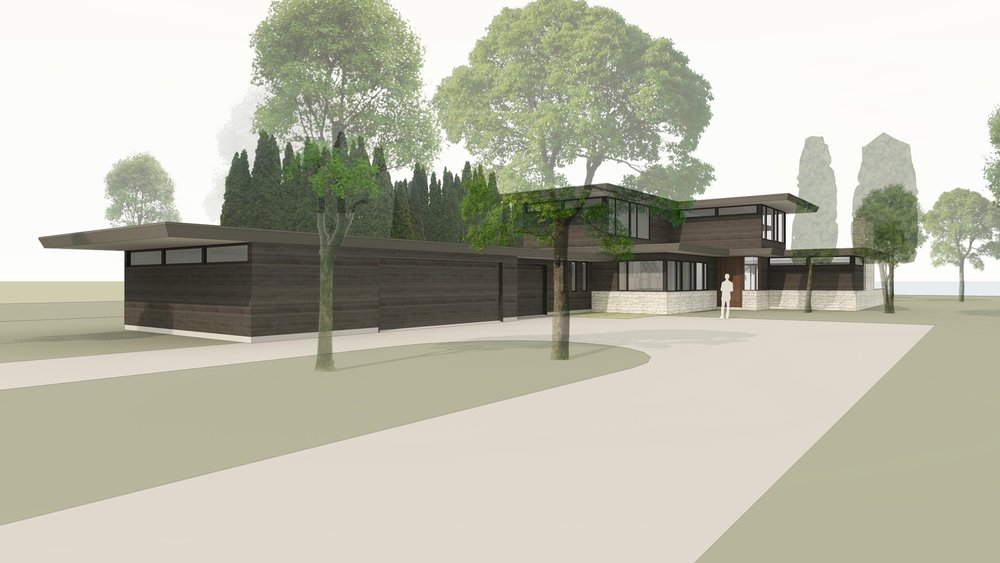 Private Residence  /  Mequon, WI  /  Completion Fall 2018