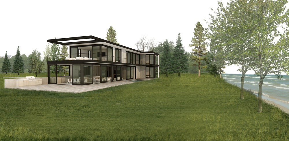 Private Residence  / Belgium, WI / Completion Spring 2018