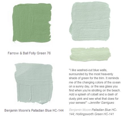 Emerald isn't just emerald. It's about all shades of green. Blue green. Earthy or clear in tone.