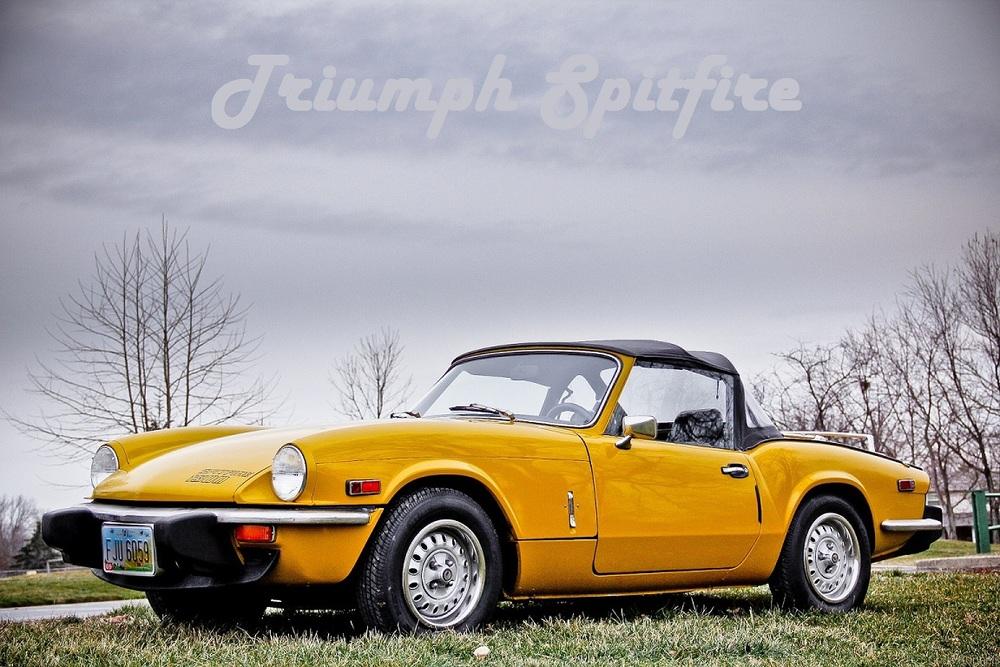 Chris Runnels 1977 Triumph Spitfire British Sports Car Life