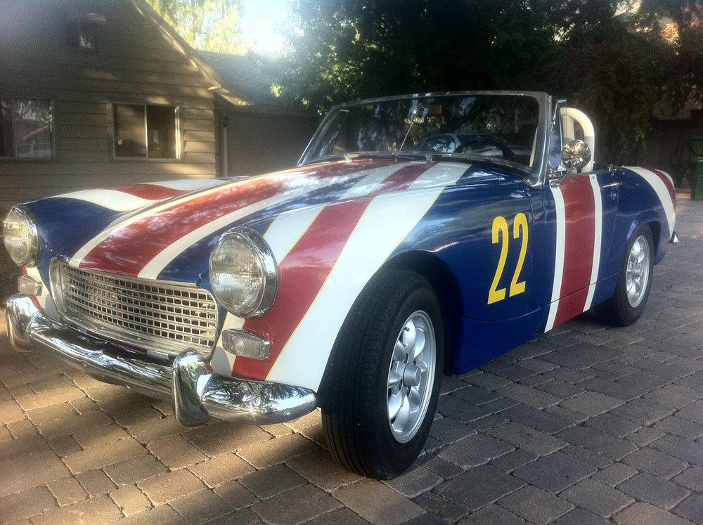 1966 Austin-Healey Sprite MkII