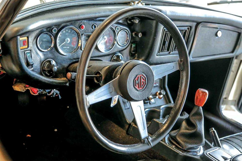 1972 MGB