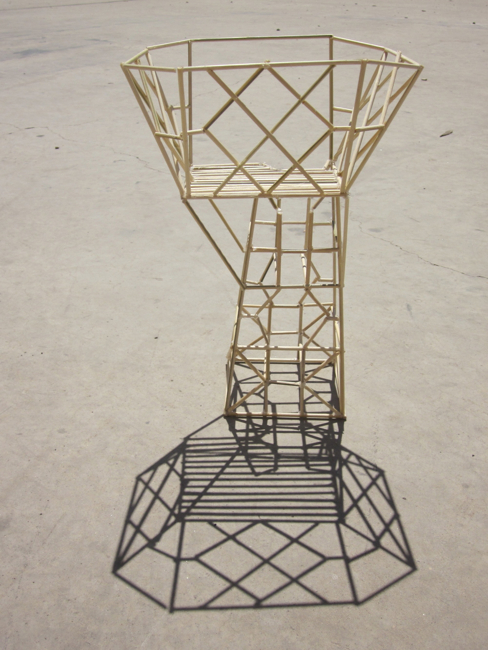 3D model voor de ijzersmid.
