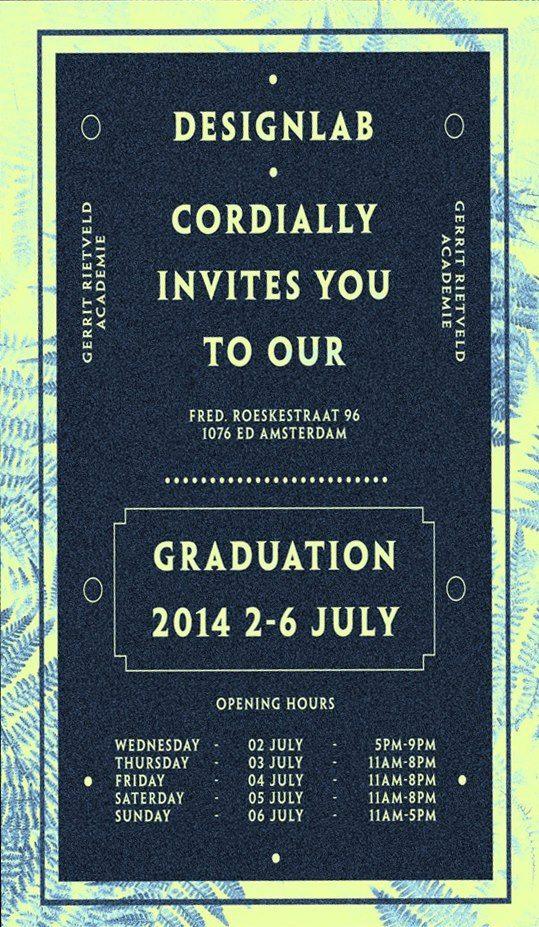 Graduation Show 2014