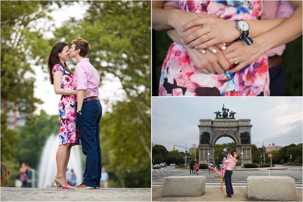 Brooklyn Engagement Photography Session