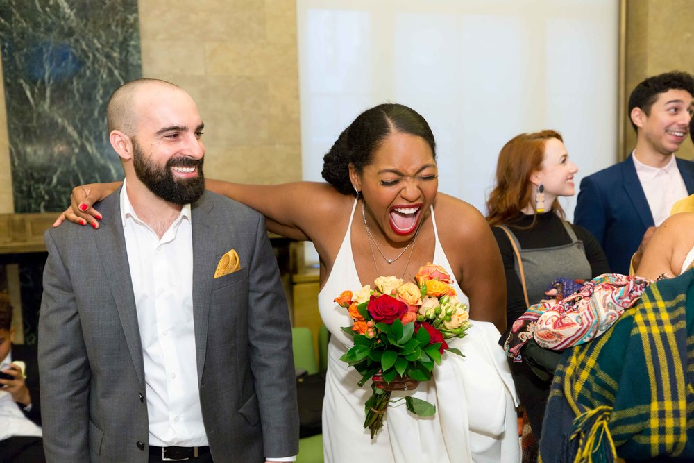 NYC City Hall Wedding