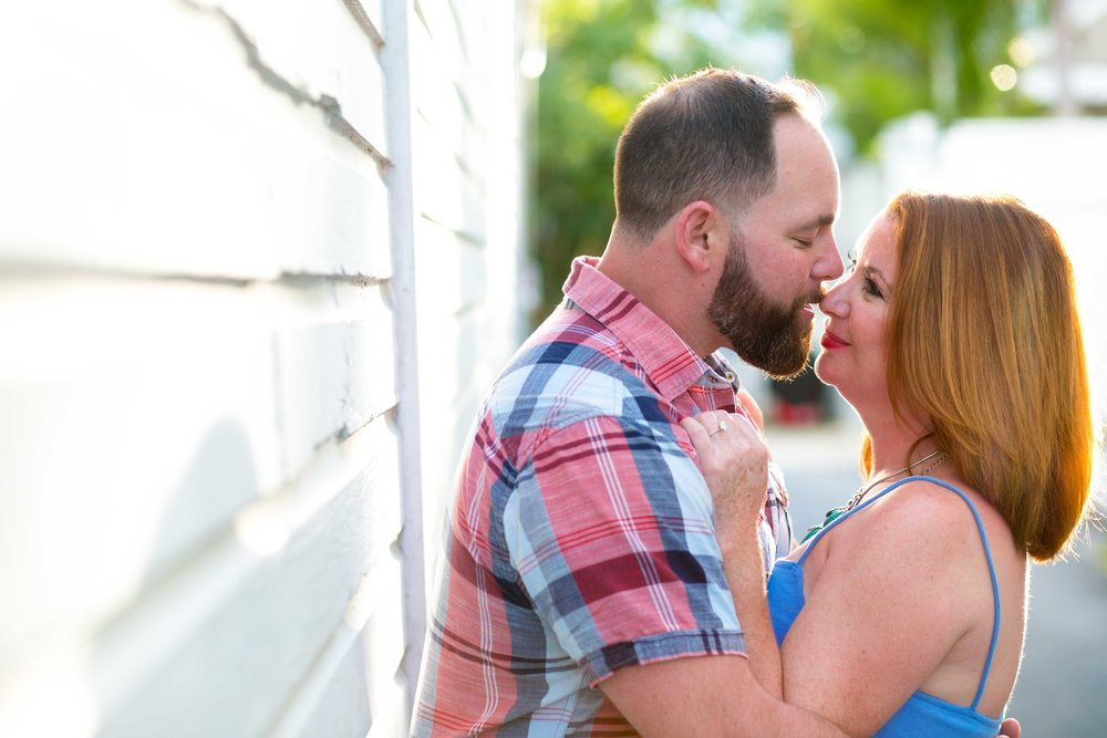 Key West Engagement Photography Session