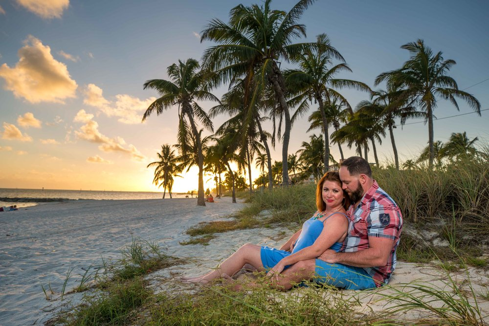 Key West Engagement Photo Session Photography Wedding Photographer