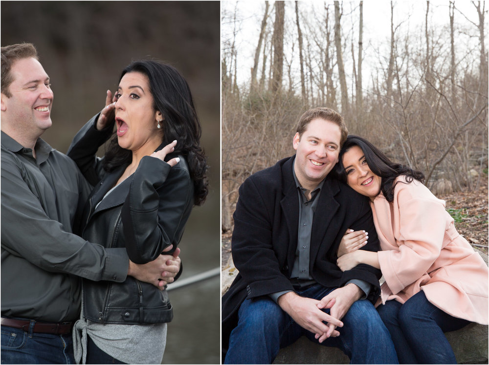 Avalon Park Long Island Engagement Photo Shoot Session