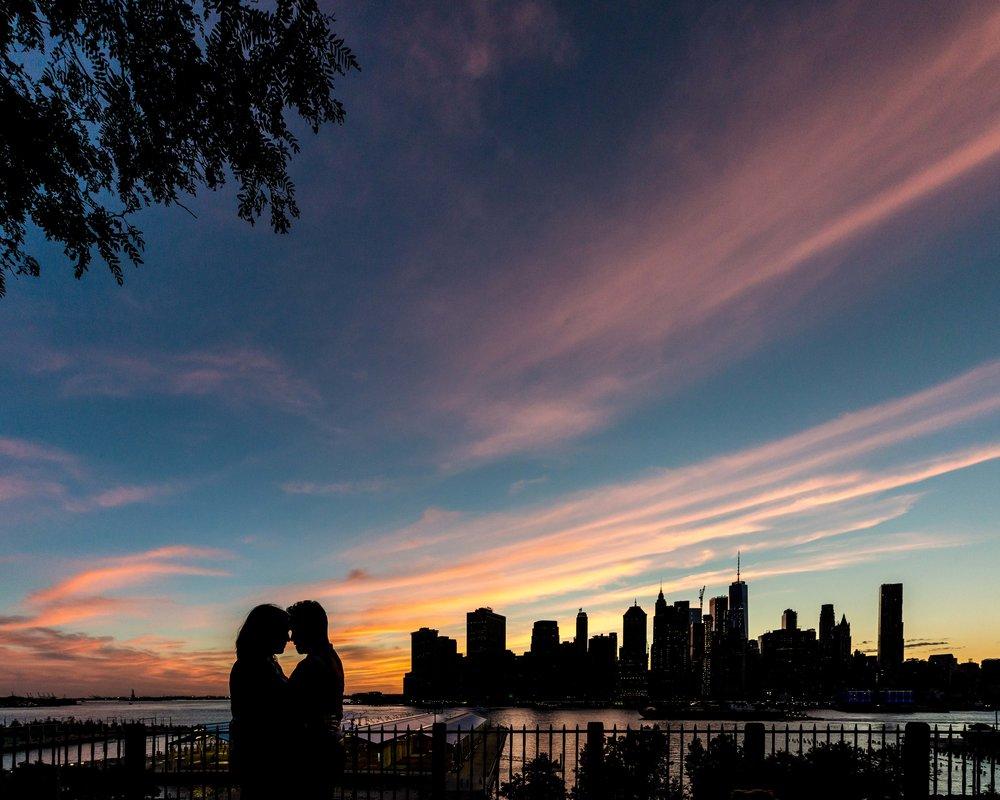 DUMBO Brooklyn Bridge Heights Promenade Anniversary Photo Shoot Session NYC Wedding Photographer-16.jpg