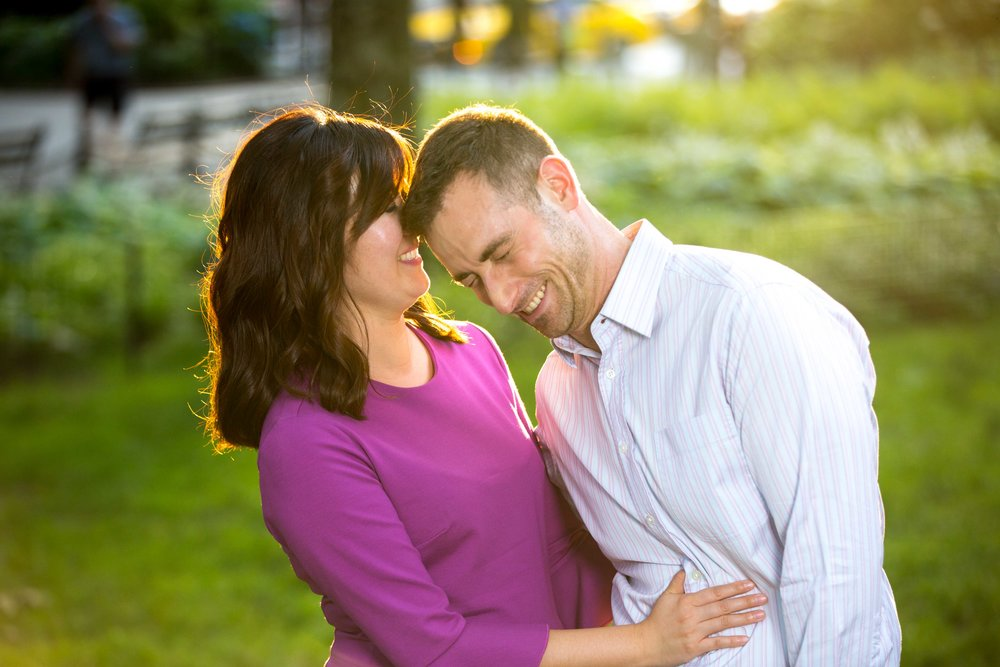 West Village Washington Square Park NYC Marriage Engagement Photo Session Shoot-9.jpg