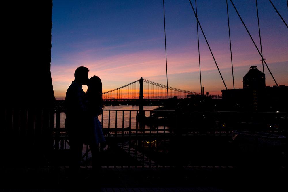 Brooklyn Bridge NYC Engagement Photo Shoot Session Photographer DUMBO Sunrise-1.jpg