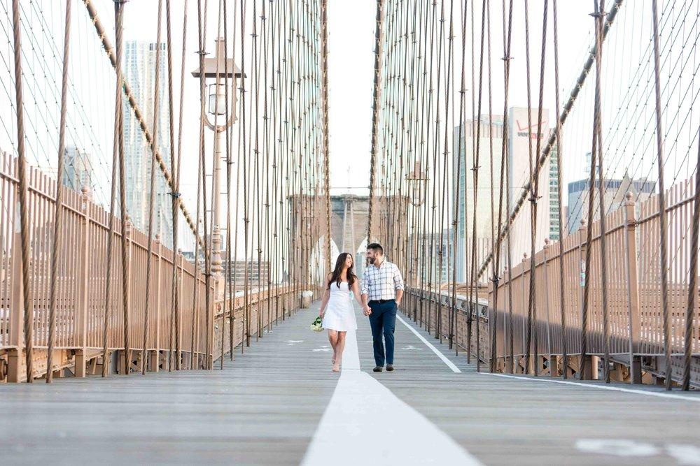 Brooklyn Bridge NYC Engagement Photo Shoot Session Photographer DUMBO Sunrise-3.jpg