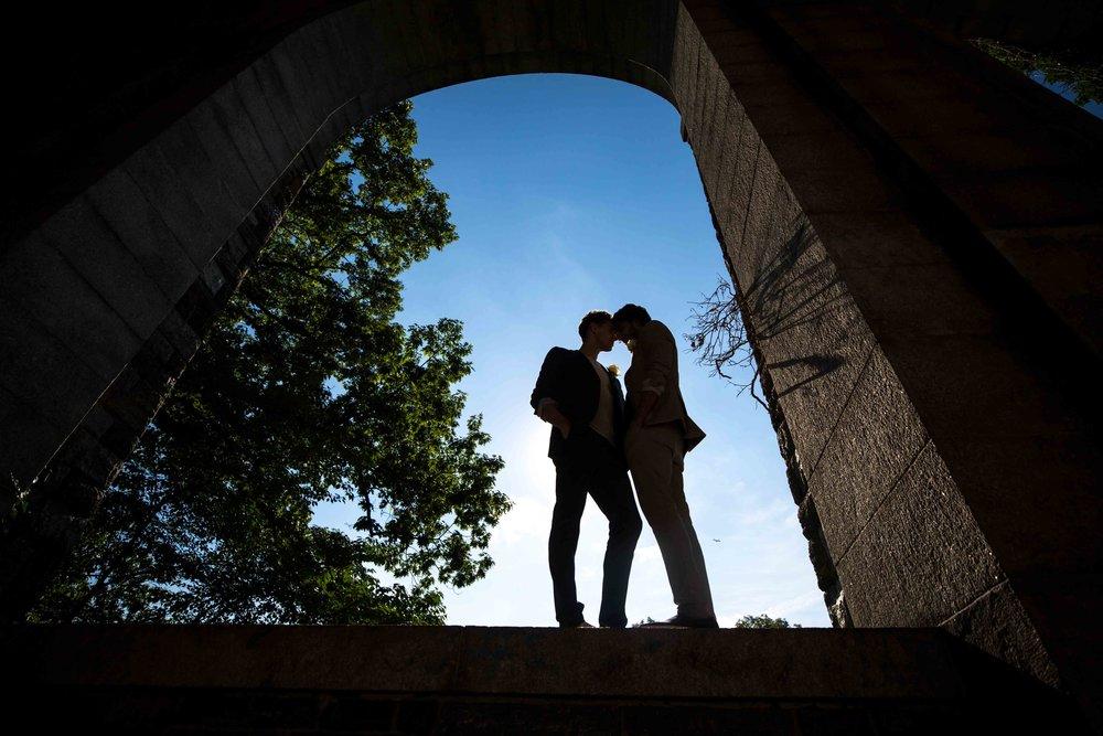 NYC Wedding Photography Same Sex City Hall Fort Tryon Park-9.jpg